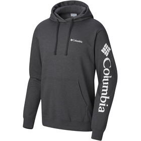 Columbia Viewmont II Sleeve Graphic Capuchon Jas Heren, charcoal heather